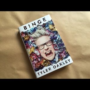 Other - BINGE Tyler Oakley book